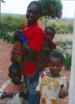 R.C.A. - mamma e suoi bimbi