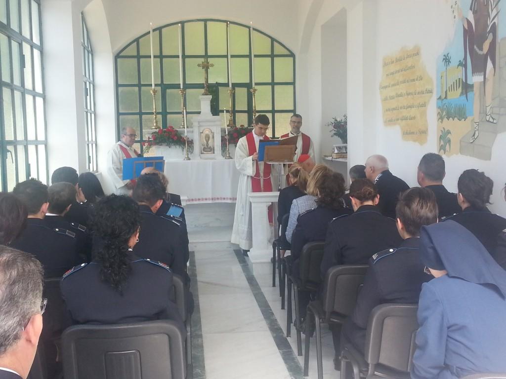 Consacrazione Cappella