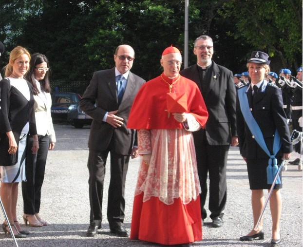 29 Giugno 2013 - Consacrazione Cappellina Carcere PonteX
