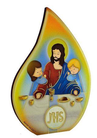 I bimbi con Gesù