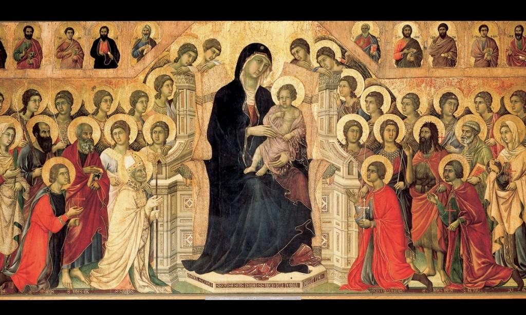 Maria Fra I Santi
