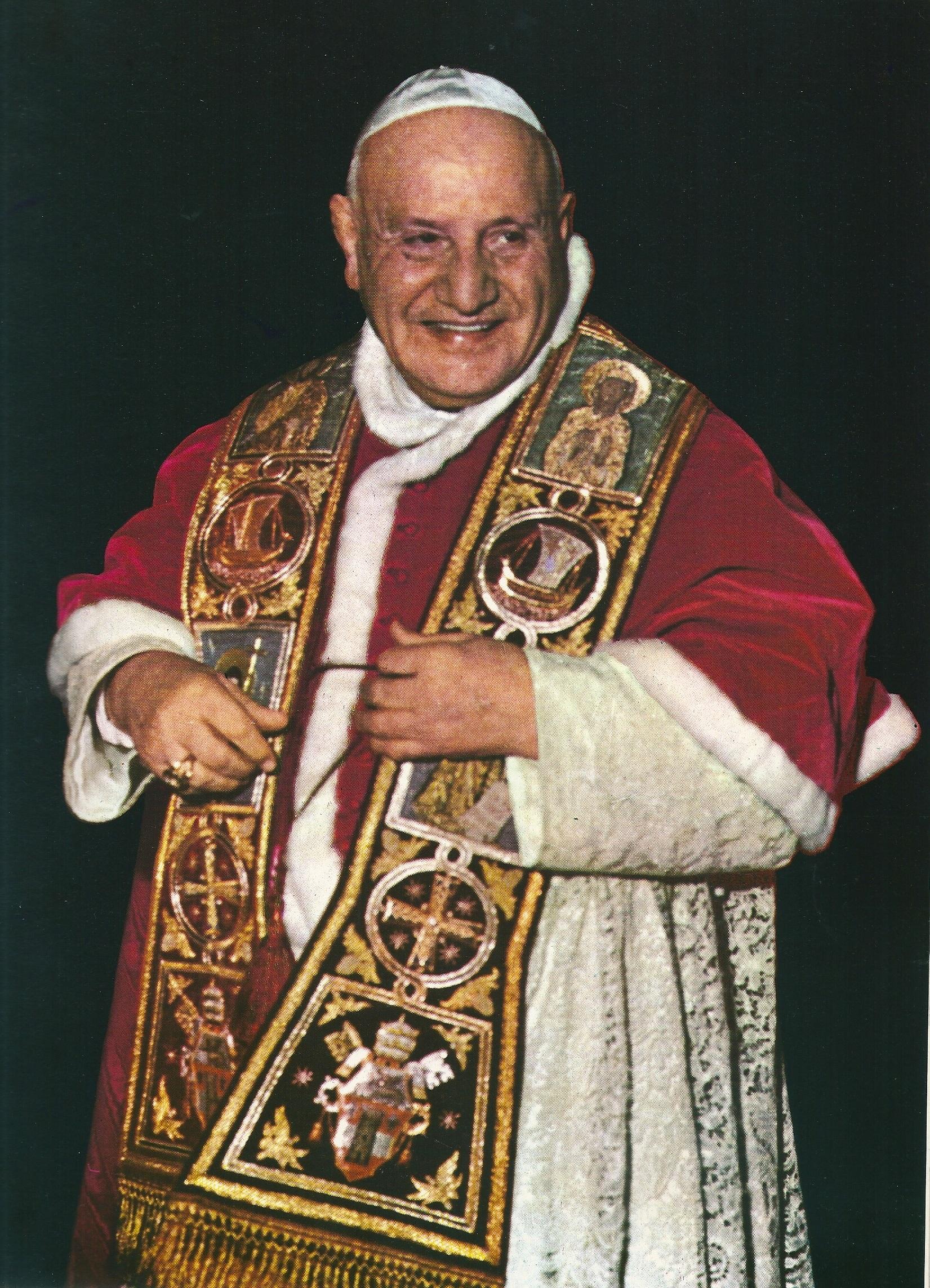 27 Aprile 2014 - Canonizzazione in San Pietro