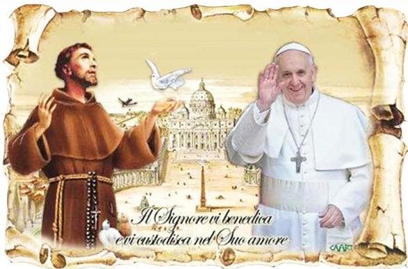 S. Francesco - Papa Francesco