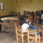 Scuola p. Pio a Berberati - R.C.A.