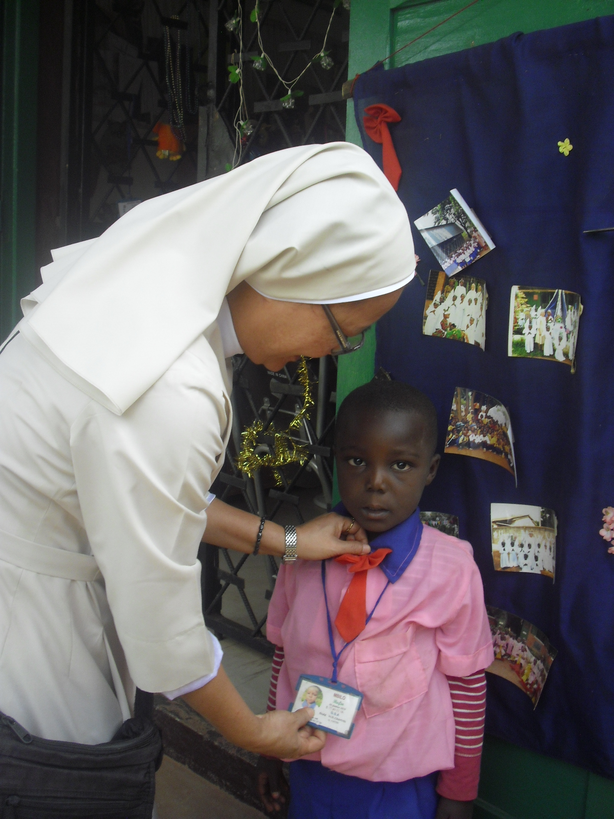 Sostegno a Bangui