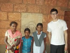 Il nostro socio Francesco in avanscoperta in Kerala per la realizzazione di un nuovo progetto