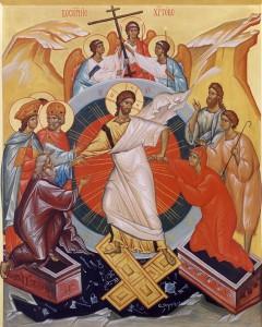 Cristo risorto - anastasis