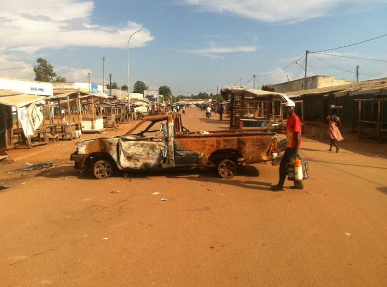 ancora violenze a Bangui