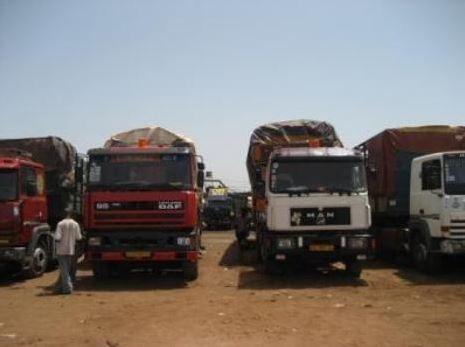 proteste dei camionisti camerunesi