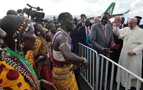 all'aeroporto di Nairobi