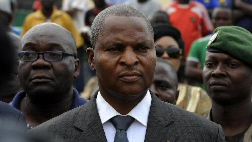 Nuovo Presidente Centrafricano