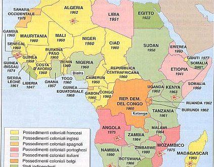 Ricominciamo dal Centrafrica