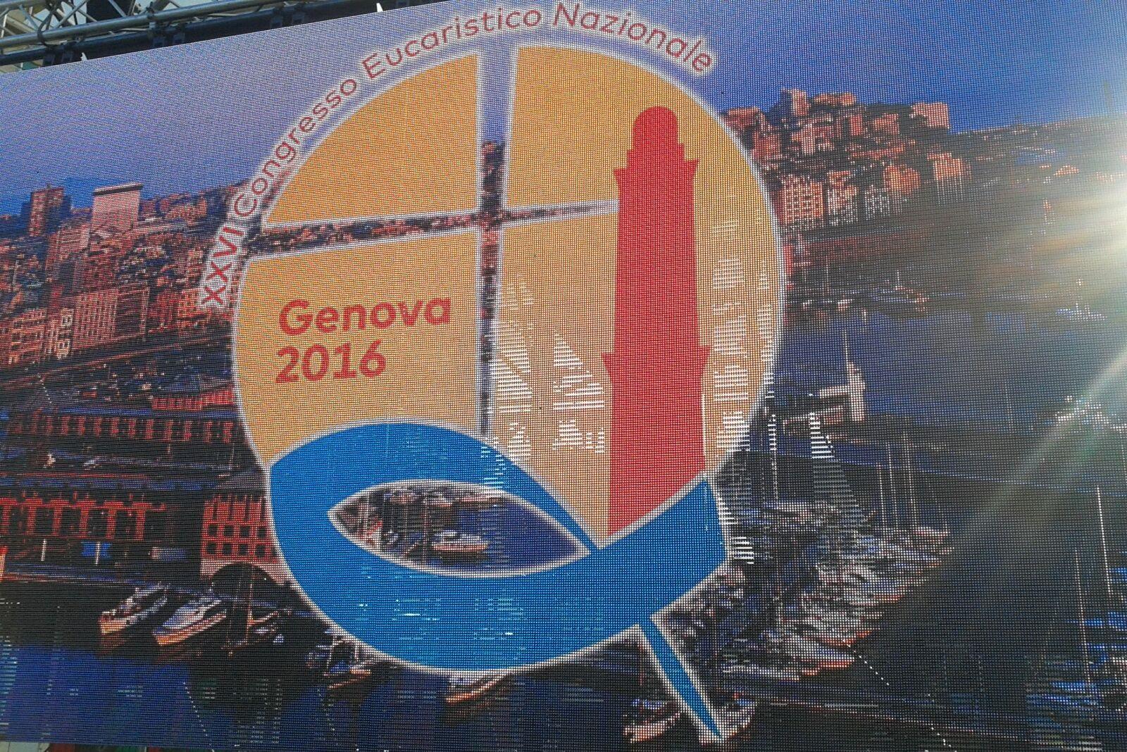 Logo del XXVI Congresso Eucaristico nazionale