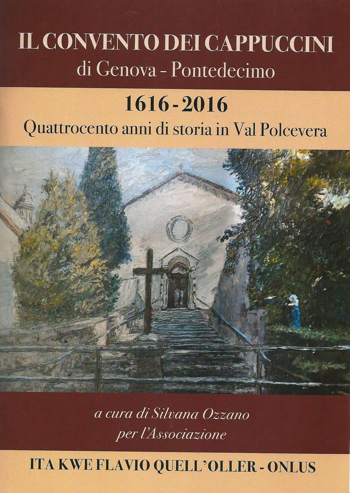 Copertina libro su Convento