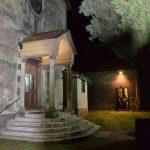 Esterno salone - lato Via S. Bonaventura