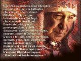 il vecchio capo indiano