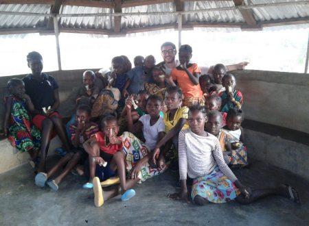 Con il cuore in Centrafrica ….