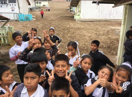 Alta quota  … alla scuola sulla sabbia!!