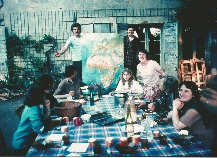 Stage a Lione - 1979/80