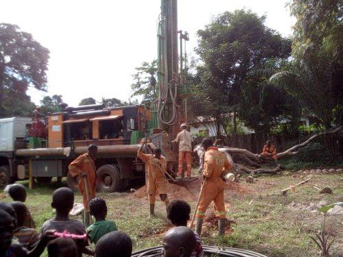 Da Bagandou a M'Baiki …