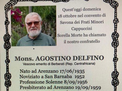 Ciao padre Agostino!