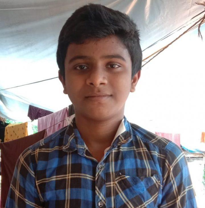 Studente in Kerala