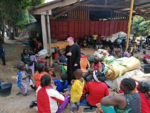 Sofferenza infinita in Centrafrica