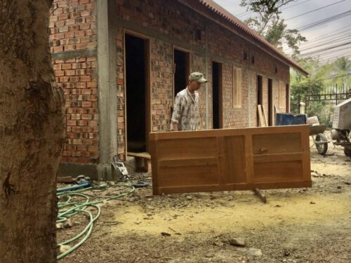 A buon punto in Laos!